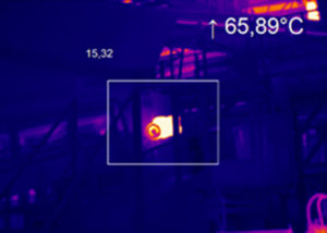 termica, camara, industria, SpectralGeo, Spectral Geo