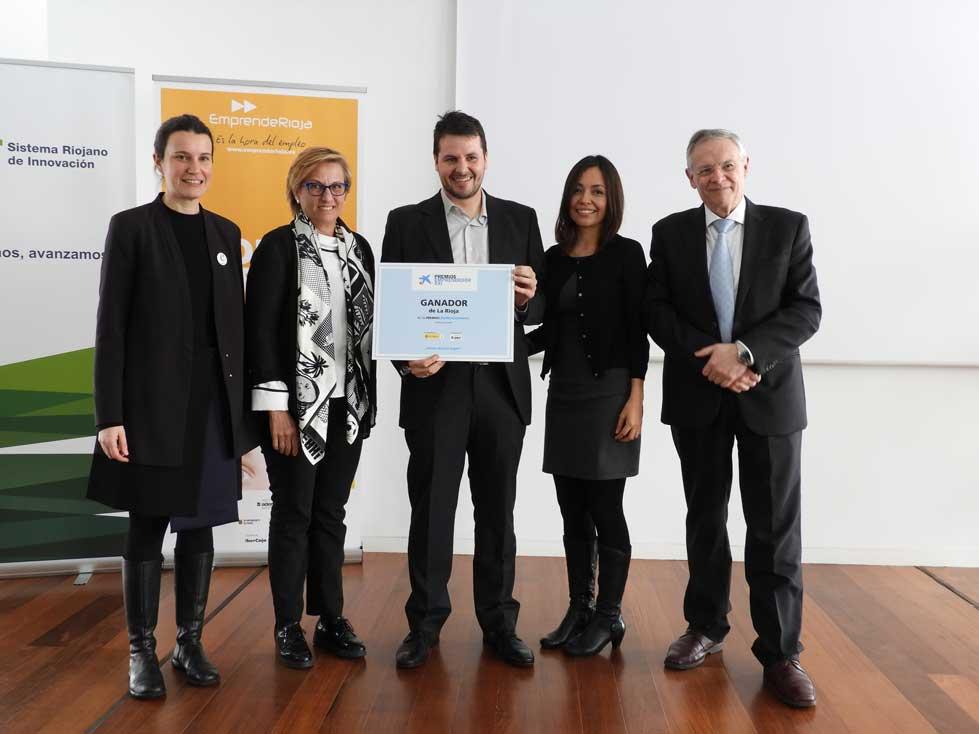 Drónica Solutions, Premio Emprendedor XXI